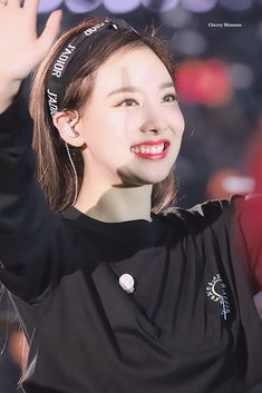 For example, every woman needs an LBD (little black dress), and a pair of pearl earrings. Pearl earrings have the wonderful ability of bein… Kpop Girl Groups, Korean Girl Groups, Kpop Girls, Maria Theresa, Nayeon Twice, Im Nayeon, Twice Once, Queen, Girl Day