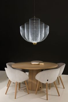 Shop the Meshmatics Chandelier and more contemporary lighting designs by Moooi at Haute Living. Interior Design Blogs, Room Interior, Lampe Decoration, Casa Real, Kitchen Lighting Fixtures, Luminaire Design, Room Lamp, Led Chandelier, Design Furniture
