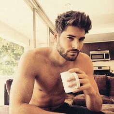 I'd dunk you in my morning coffee