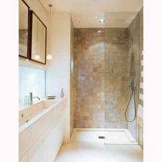 Salle de bains faite par les architectes Flora de Gatines et Anne Greistdorfer (Double G)