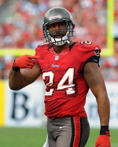 Darrelle Revis # 24 Tampa Bay Buccaneers CB College:Pittsburgh