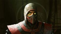 Ed Boon As Ermac MK - Mortal Kombat - By fear_sas - Wallpaper 1920x1080
