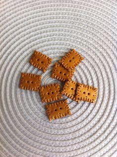 bouton fimo petit beurre : Boutons par secteurfilles