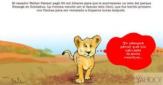 león Cecil Garrinchatoonz