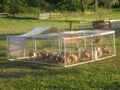 PVC Turkey/Chicken Pen - Project - Simplified Building