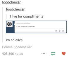 I feel so alive!