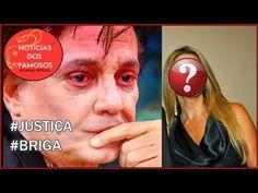 Fábio Junior se cansa entra na justiça contra ex mulher e o filho; Saiba o motivo