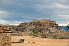 Monte Albán, holy city of the ancient Zapotecs