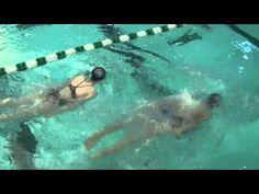 Potomac Marlins Stroke Workshop Butterfly Stroke Drills Video - YouTube