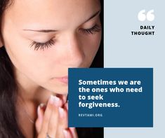 Be the bigger person and seek forgiveness. Bigger Person, Say Im Sorry, We Are The Ones, Daily Thoughts, Forgiveness, Ministry, Sayings, Lyrics, Quotations