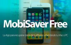 Recupera los datos perdidos en iPhone y iPad con MobiSaver Free http://blgs.co/ru293x