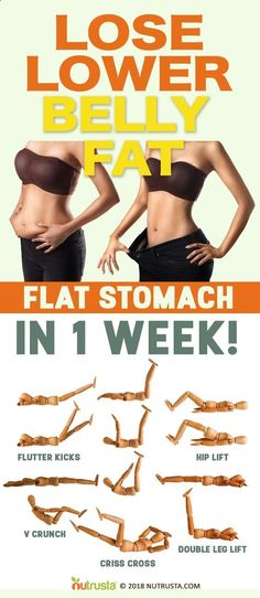 Belly Fat Workout - Stubborn belly fat will melt down after you try these exercises! See if it works! #weightlosschallenges Do This One Unusual 10-Minute Trick Before Work To Melt Away 15+ Pounds of Belly Fat
