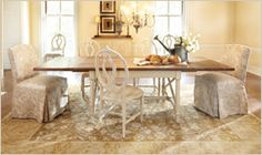 Cecilia Dining Table - Arhaus