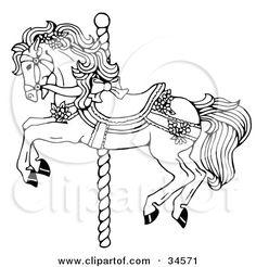 Best 25+ Carousel horse tattoos ideas on Pinterest