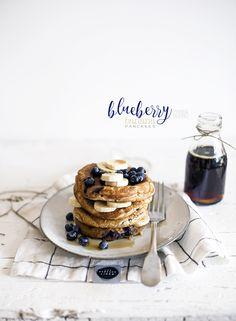 pane&burro: La colazione dei campioni: pancake alla banana e m...