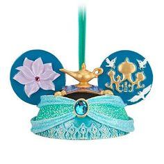 Disney Ear Hat Ornament - Jasmine