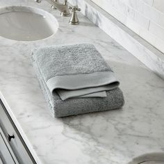 Crate & Barrel Egyptian Cotton Grey Bath Towel ($30) ❤ liked on Polyvore featuring home, bed & bath, bath, bath towels, crate and barrel, grey bath towels, egyptian cotton bath towels, plush bath towels and gray bath towels