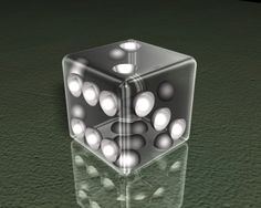 glass Dice | Glass Dice by todd587 on deviantART