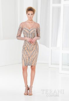 Not so sure about this dress but I really like the arms, very unique