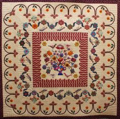 Quilts on Bastings: Ann Dagg's Quilt