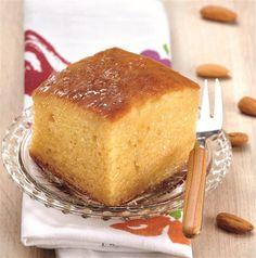 Αμυγδαλόπιτα Greek Sweets, Greek Desserts, Greek Recipes, Sweets Recipes, Wine Recipes, Cooking Recipes, Greece Food, Sweets Cake, Yummy Cakes
