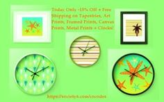 Today only #freeshipping+15% off #TAPESTRIES, #prints + #CLOCKS #homedecor #collegefreshman  https://society6.com/cocodes