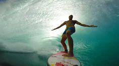 ¿Dejándote dominar? #gopro #surf #waves #tubo #cogerolas #sobremitabla #deportesacuaticos #yosoydeagua #alquilargopro