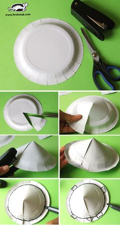 krokotak | Paper Plate Turtle Craft