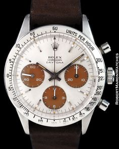 Daytona - Click pics for price Gents Watches, Cool Watches, Rolex Watches, Watches For Men, Rolex Daytona Paul Newman, Rolex Daytona Watch, Vintage Rolex, Vintage Watches, Rolex Women