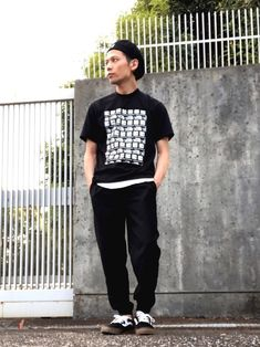 いつも見ていただきありがとうございます😊 たくさんのいいねありがとうございます😊 たくさんのフォ Normcore, Sporty, How To Wear, Style, Fashion, Swag, Moda, Stylus, Fasion