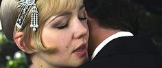 Get The Beauty Look: Carrie Mulligan As Daisy Buchanan In The Great Gatsby Movie - Makeup Artist Tips Great Gatsby Makeup, Daisy Great Gatsby, The Great Gatsby Movie, Beauty Makeup, Hair Makeup, Hair Beauty, Beauty Tips, Carrie Mulligan, Movie Makeup