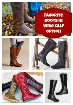 When Dansko finally gets on board and offers a wide calf boot option, it's my job to tell you. In …