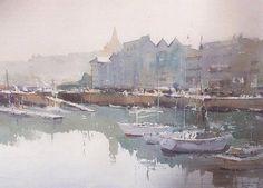 Watercolor by David Taylor