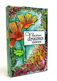 Dreams Come True by Elizabeth Allans Art Studio, via Flickr