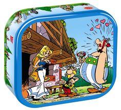 Asterix chocolates