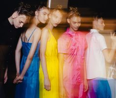Marc by Marc Jacobs Spring 2015 RTW – Backstage – Vogue