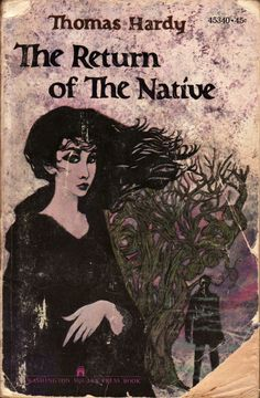Character of eustacia in return of the native