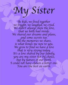 birthday quotes for sister ~ birthday quotes ; birthday quotes for best friend ; birthday quotes for him ; birthday quotes for me ; birthday quotes for daughter ; birthday quotes for sister Sister Poems Birthday, Birthday Quotes For Him, Birthday Wishes Quotes, Birthday Prayer, Birthday Greetings, Daughter Birthday, Friend Birthday, Little Sister Quotes, Love My Sister