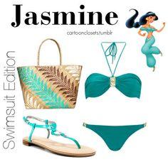 Jasmine swimsuit edition- Buy here