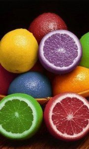 pomarańcze nago tańcze