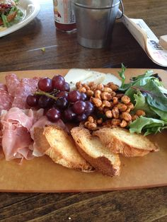 Cheese & Charcuterie at The Pub at Golden Road, Glendale, CA