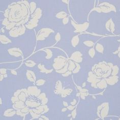 "Clarke and Clarke Meadow Sage Fabric 137cm//54/"" wide"
