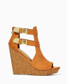 charming charlie | Lena Love Wedges | UPC: 5090048297 #charmingcharlie