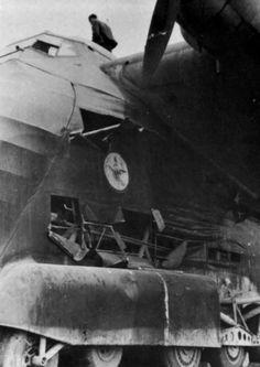 Messerschmitt Me 323 Gigant ~ BFD