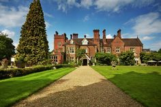 Alexander House Hotel and Utopia Spa.  England, West Sussex. Stately manor house-cum-countryside spa hideaway
