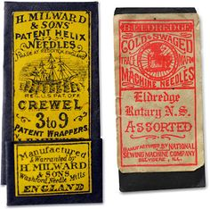 Vintage sewing via http://letterology.blogspot.com