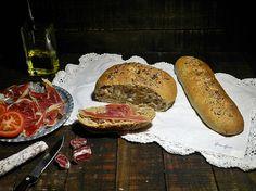 La cocina de Vifran: Pan integral de espelta con semillas