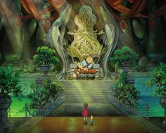 El hechizo de Ni no Kuni: The Another World  http://www.juegonautas.com/criticas/el-hechizo-de-ni-no-kuni/
