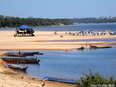 Cacau Beach - Tocantins River - Imperatriz, Maranhao