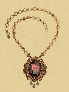 Michal Negrin ~ NECKLACE 12773